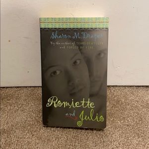**SIGNED COPY** Romiette and Julio Book